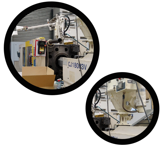 Injection Moulding - Hyqual Australia
